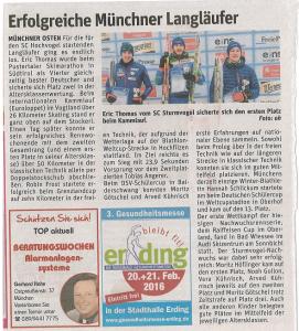 Erfolgreiche Münchner LL