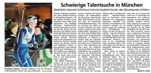 Münchner Merkur 22.1.2019